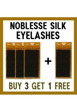 NOBLESSE SILK EYELASH 3+1