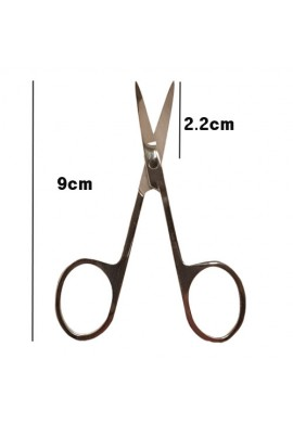 Scissors Long Curved