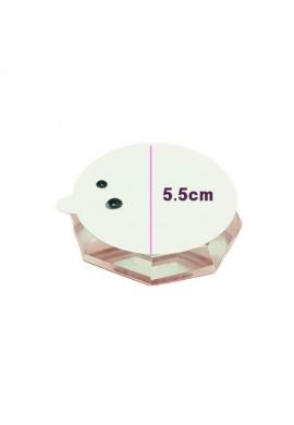 Glue Paper Plate