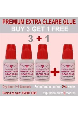 MI Premium Extra Clear Glue 3+1